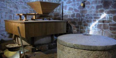 Museo Molino de Mareas A Seca